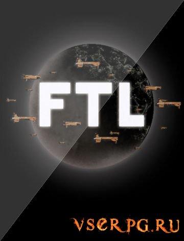 Постер игры FTL: Faster Than Light