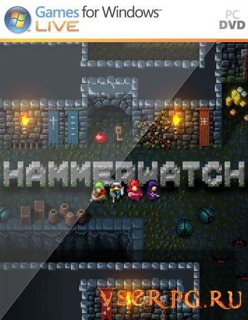 Постер игры Hammerwatch