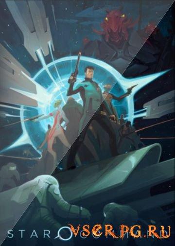 Постер игры Star Command