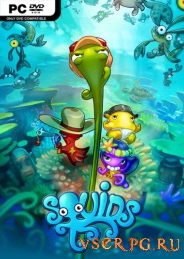 Постер игры Squids