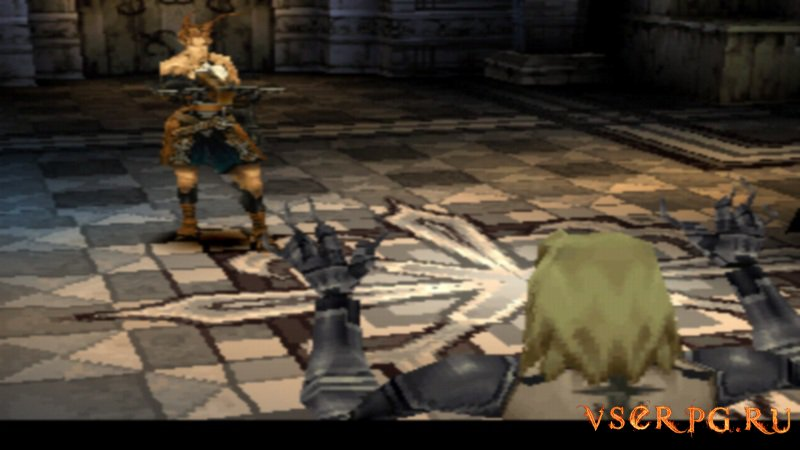 Vagrant Story screen 3