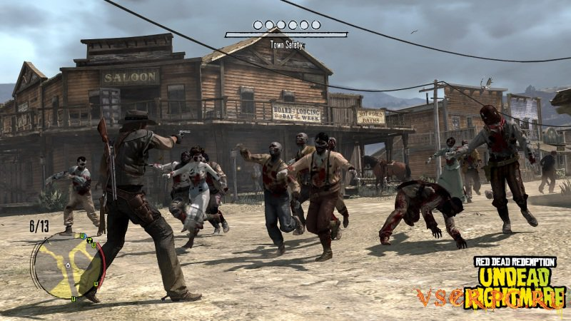Red Dead Redemption: Undead Nightmare screen 3