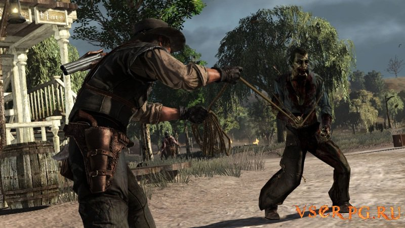 Red Dead Redemption: Undead Nightmare screen 2