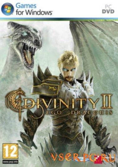Постер игры Divinity 2 Ego Draconis