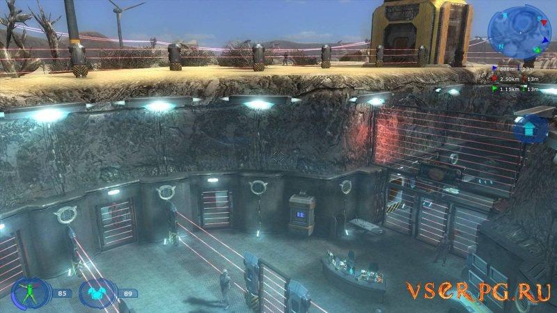 The Precursors screen 2