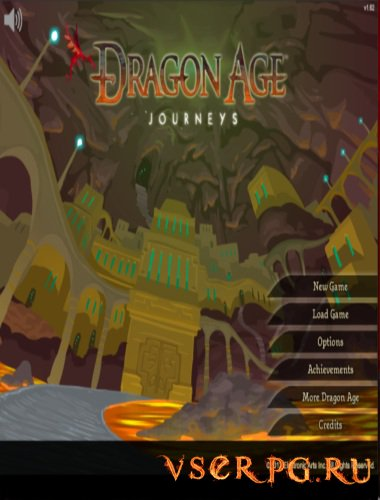 Постер игры Dragon Age Journeys