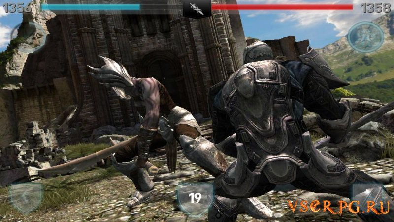 Infinity Blade 2 screen 1