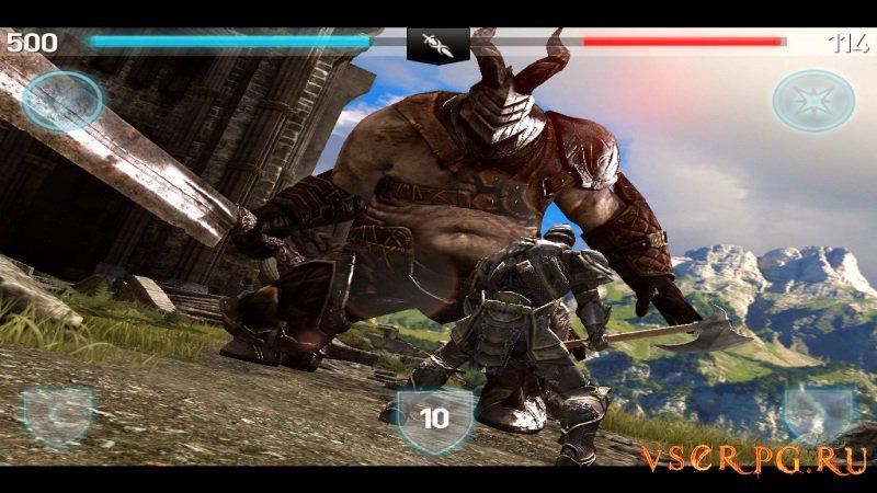 Infinity Blade 2 screen 3
