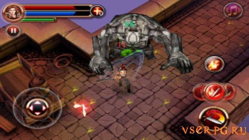 Dungeon Hunter screen 3