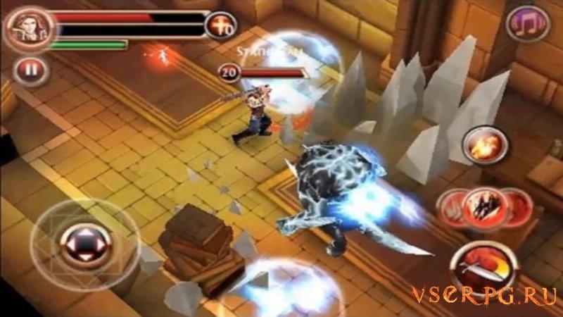 Dungeon Hunter screen 2