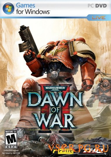 Постер игры Warhammer 40000: Dawn of War 2