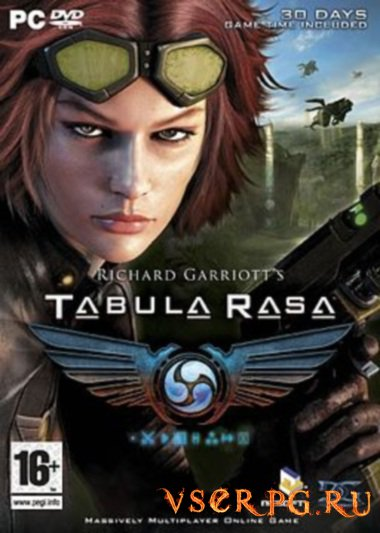 Постер игры Tabula Rasa