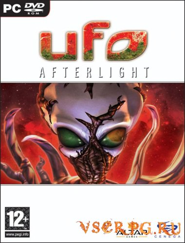 Постер игры UFO Afterlight