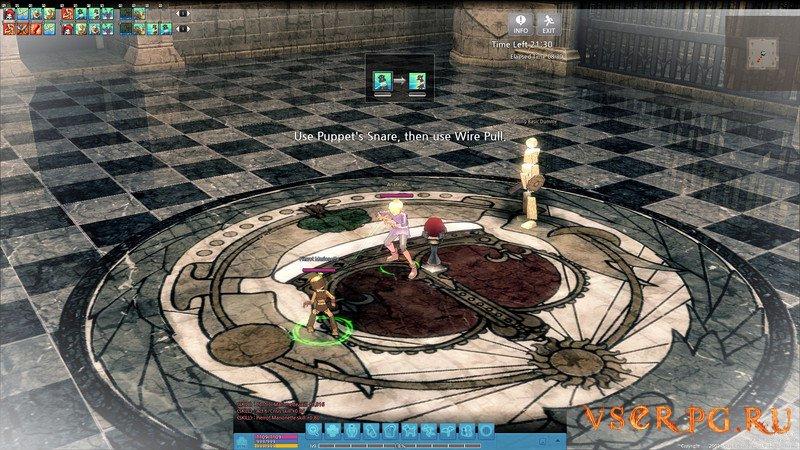 Mabinogi screen 2