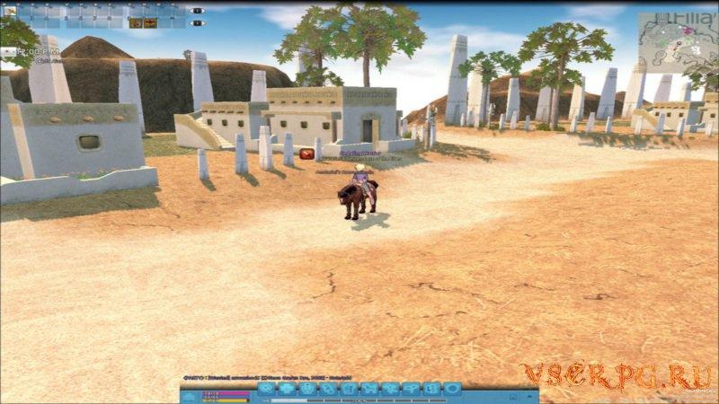 Mabinogi screen 1