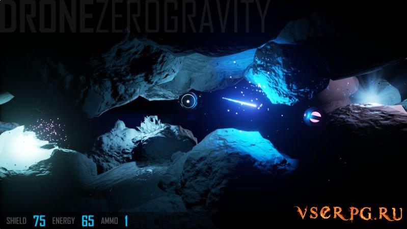 DRONE Zero Gravity screen 1