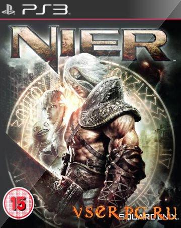 Постер игры Nier
