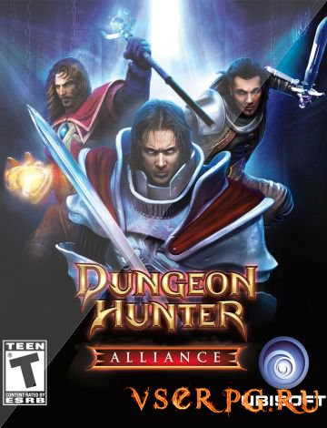 Постер Dungeon Hunter