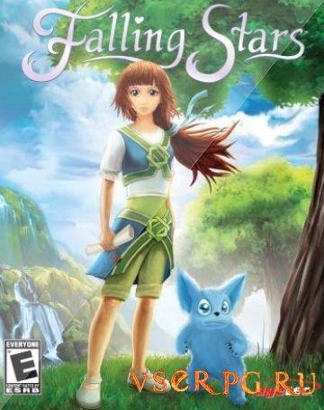 Постер игры Falling Stars