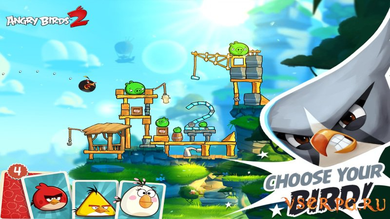 Angry Birds 2 [Android] (2015) screen 1
