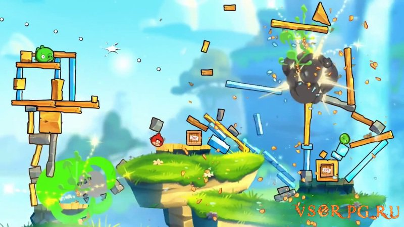 Angry Birds 2 [Android] (2015) screen 3