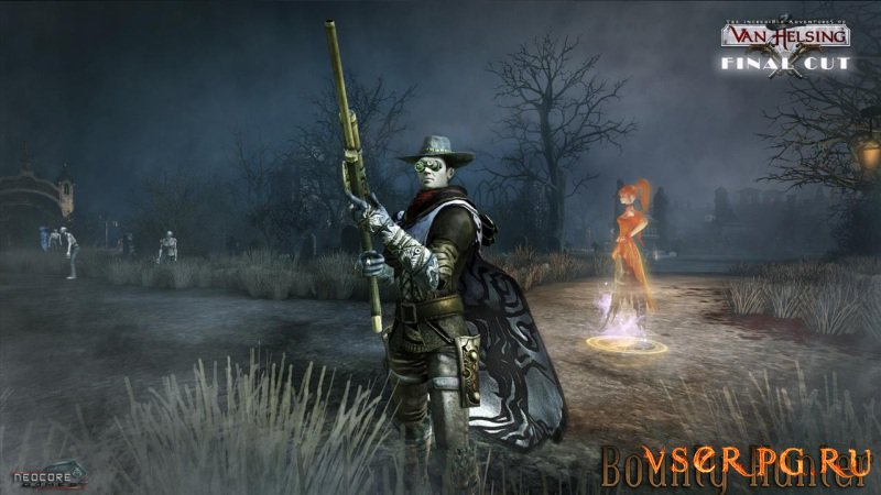The Incredible Adventures of Van Helsing Final Cut screen 1