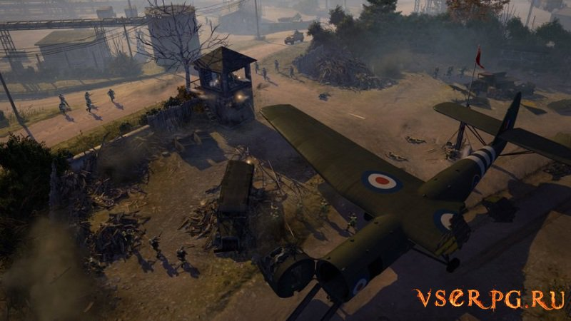Company of Heroes 2: The British Forces screen 2