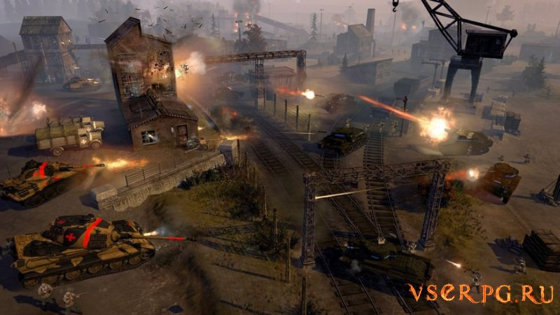 Company of Heroes 2: The British Forces screen 3