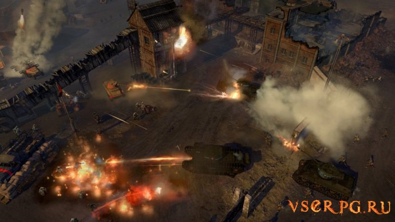 Company of Heroes 2: The British Forces screen 1