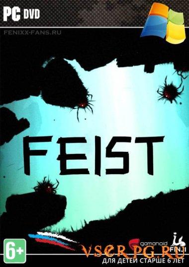 Постер игры Feist