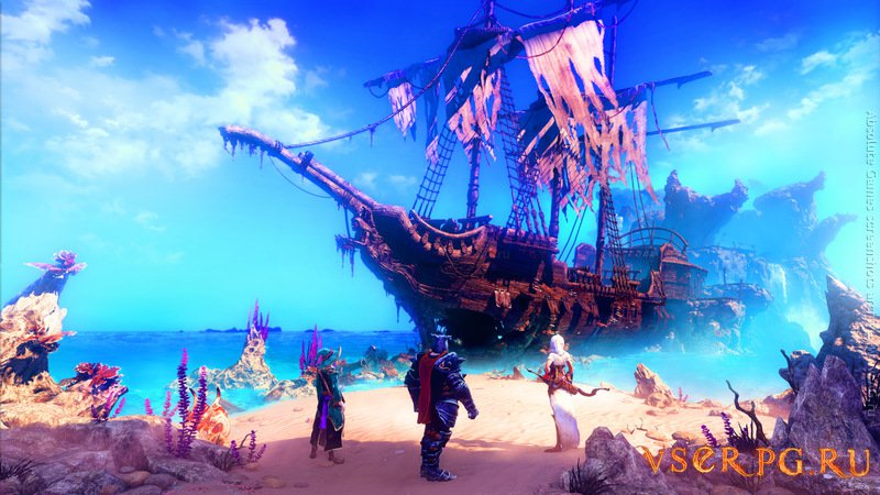 Trine 3: The Artifacts of Power screen 1
