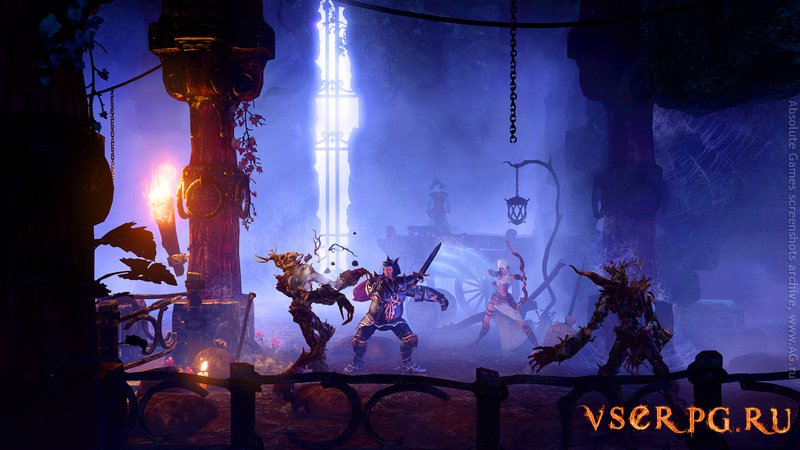 Trine 3: The Artifacts of Power screen 3