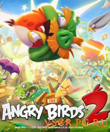 Постер игры Angry Birds 2 [Android] (2015)