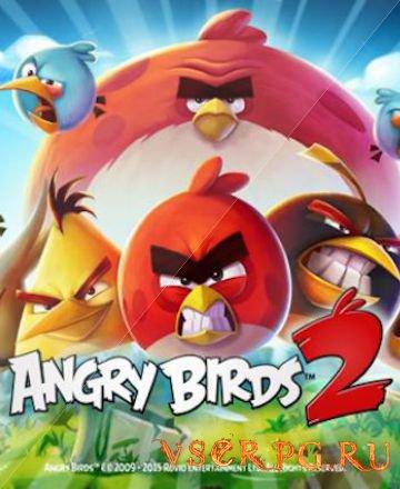 Постер игры Angry Birds 2 [iOS] (2015)