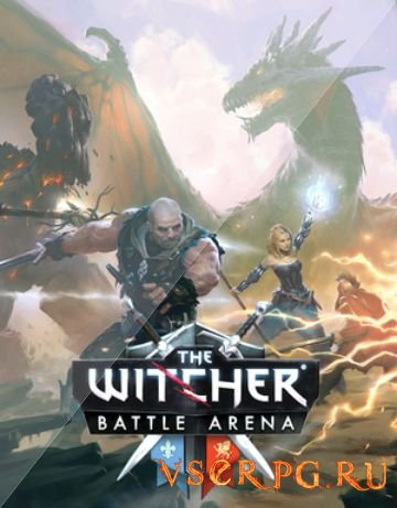 Постер игры The Witcher Battle Arena [Android]