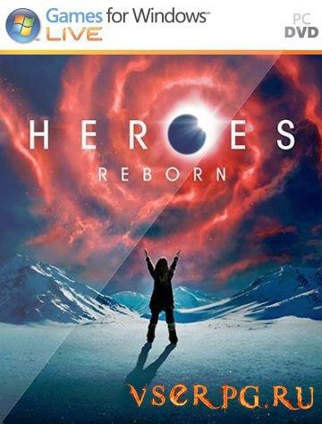 Постер игры Heroes Reborn Gemini