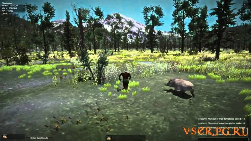 Age of Survival screen 1