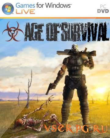Постер игры Age of Survival