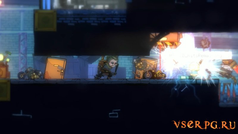 The Swindle screen 2