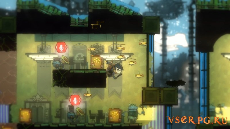 The Swindle screen 3