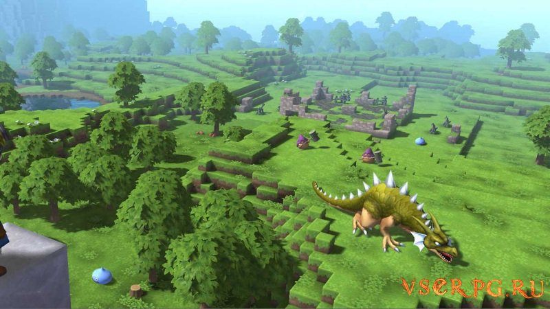 Dragon Quest Builders screen 2
