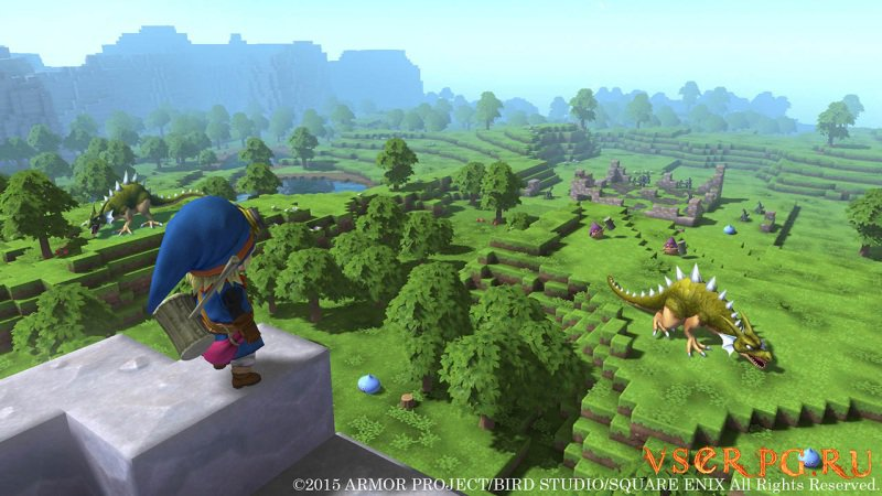 Dragon Quest Builders screen 3