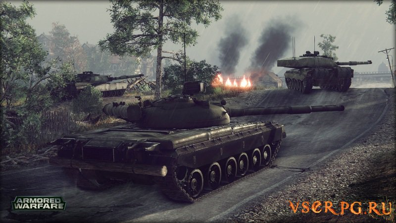 Armored Warfare screen 3