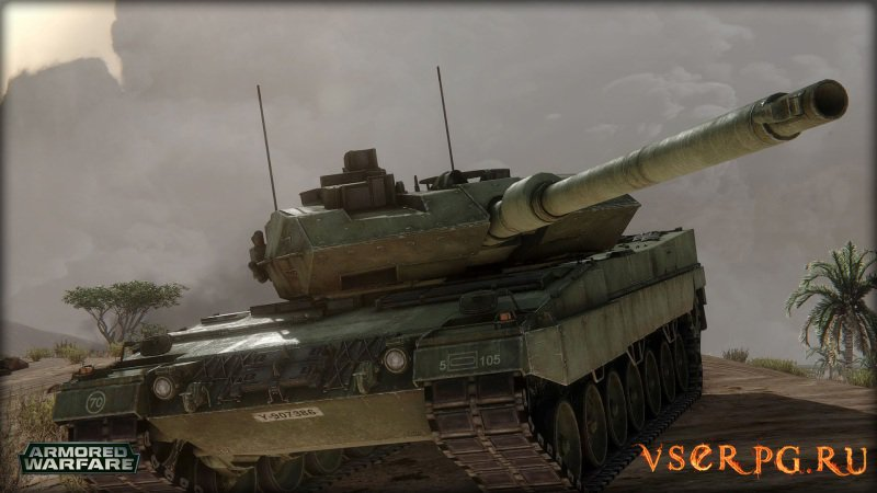 Armored Warfare screen 1