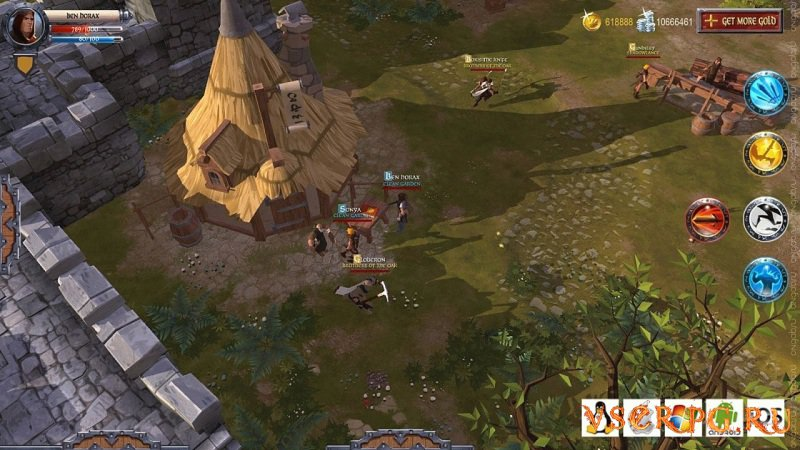 Albion Online screen 1