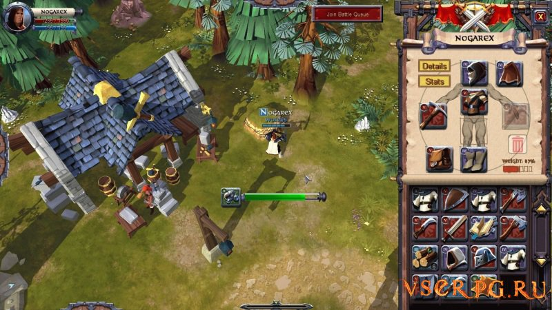 Albion Online screen 2