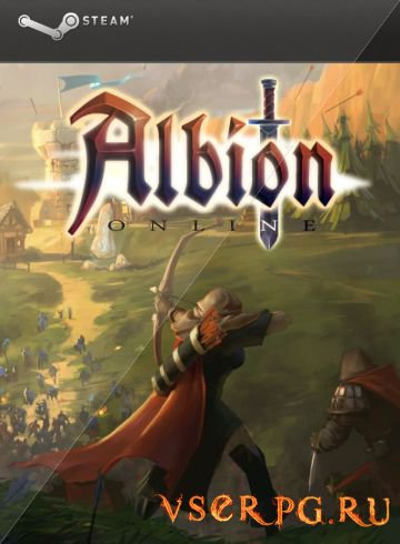Постер игры Albion Online