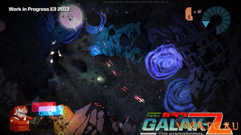 Galak-Z screen 1