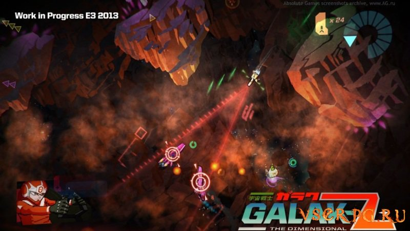 Galak-Z screen 3
