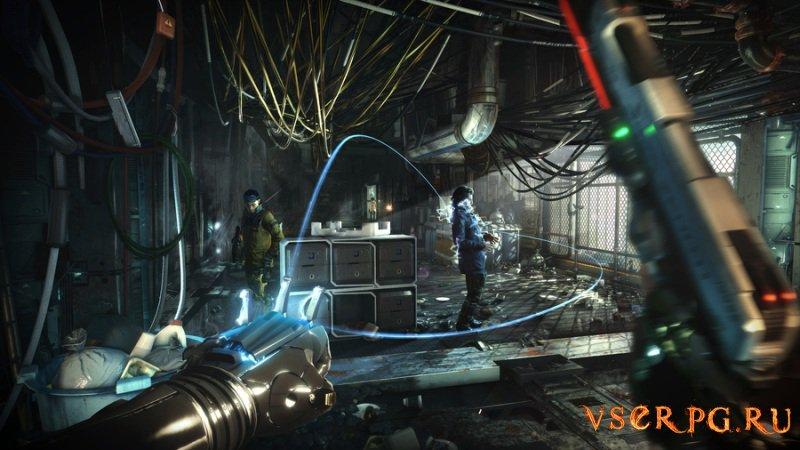 Deus Ex: Mankind Divided screen 3